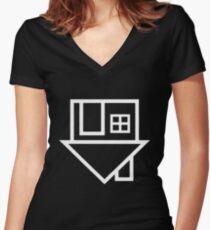 The Neighbourhood 1 Women's Fitted V-Neck T-Shirt