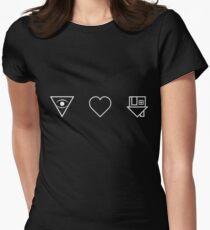 The Neighbourhood Love Women's Fitted T-Shirt