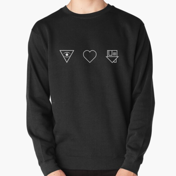 The Neighbourhood Love Pullover Sweatshirt