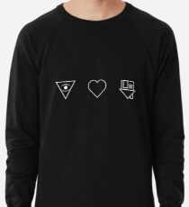 The Neighbourhood Love Lightweight Sweatshirt