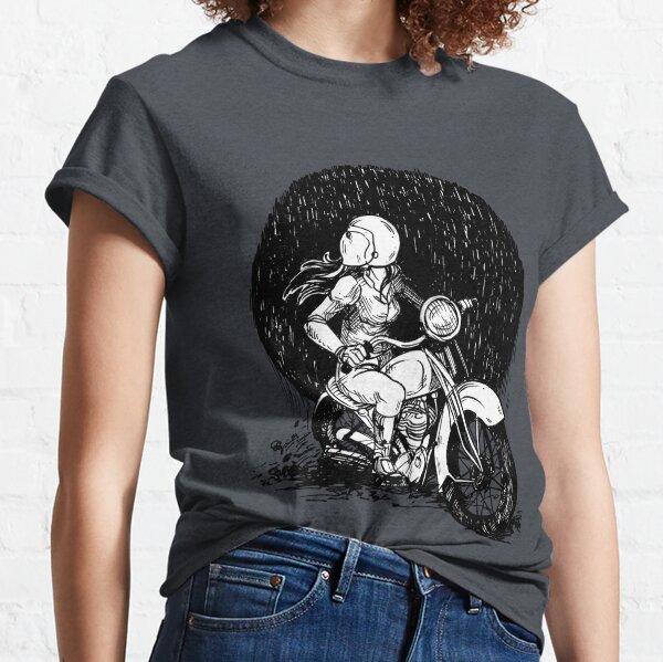 Women Who Ride- We like Dirt and We got Titties Classic T-Shirt