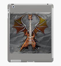 Death Metal Guitar iPad Case/Skin