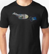 TARDIS in tow T-Shirt