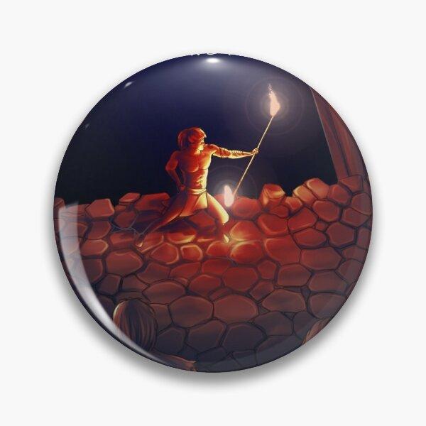 Ren's fire dance Pin