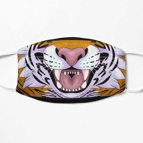 Tiger Maw Mask