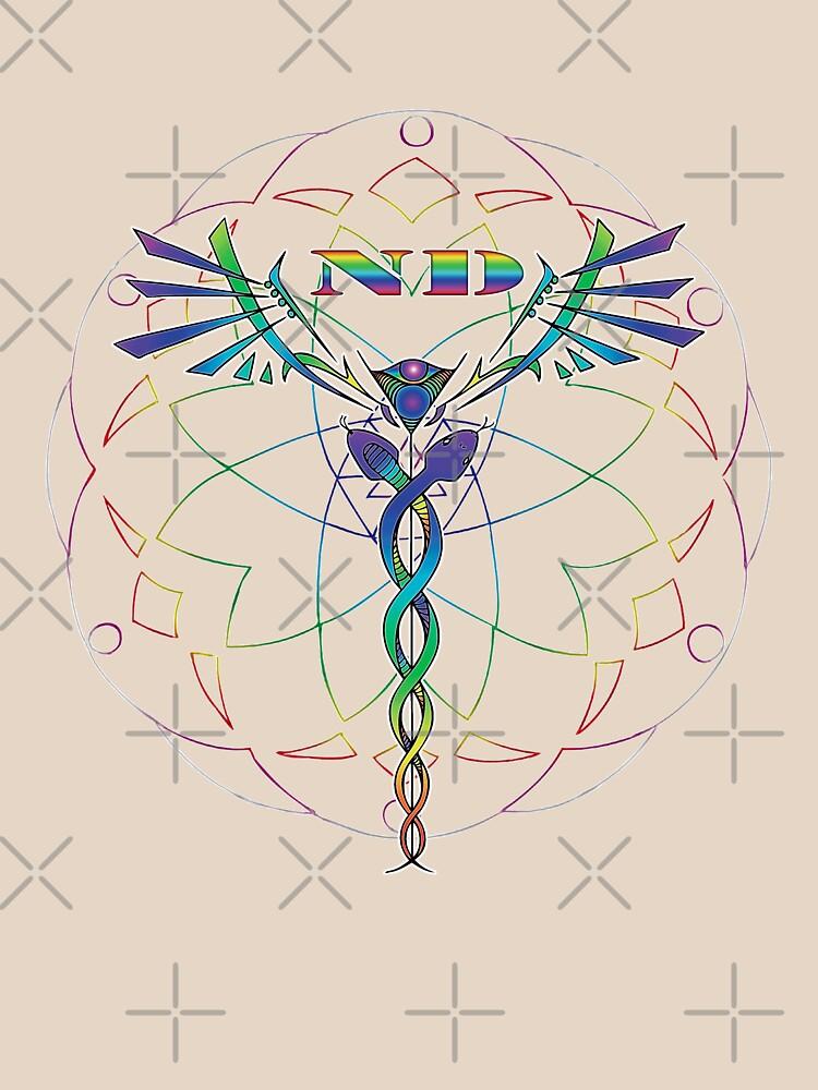 Caduceus Saga (Neuron Dreamtime) by Lewis-Morris
