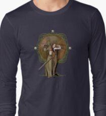 Madama Vastra and Jenny Flint Long Sleeve T-Shirt