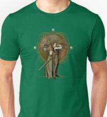 Madama Vastra and Jenny Flint Unisex T-Shirt