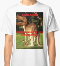 Kangroos, Dinosaur's in Disguise! Classic T-Shirt