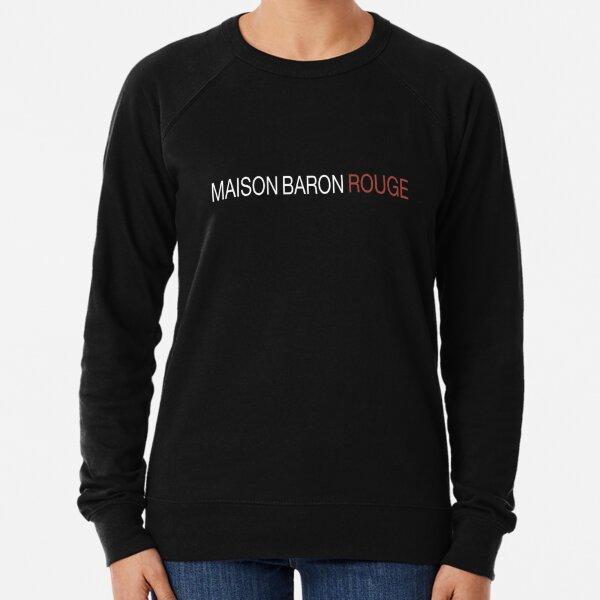 Maison baron rouge Sweatshirt léger