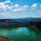 Lake Billy Chinook 2 by Richard Bozarth