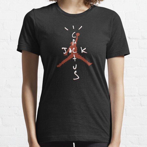 Jordan x Cactus Jack (Travisscott) Essential T-Shirt
