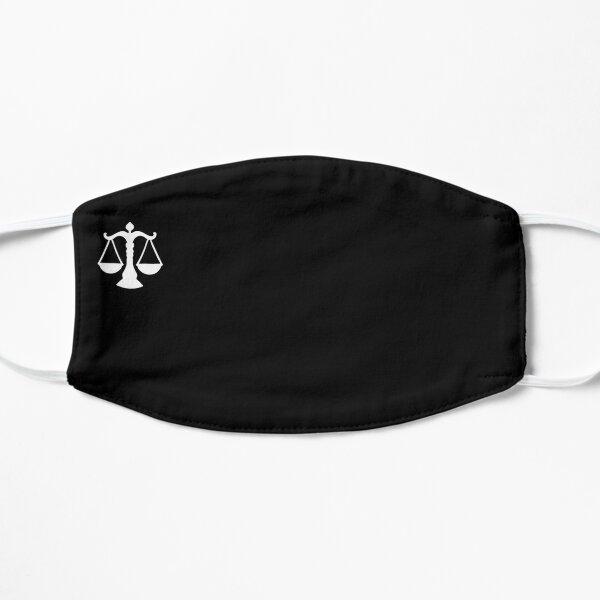 Libra Sign Flat Mask