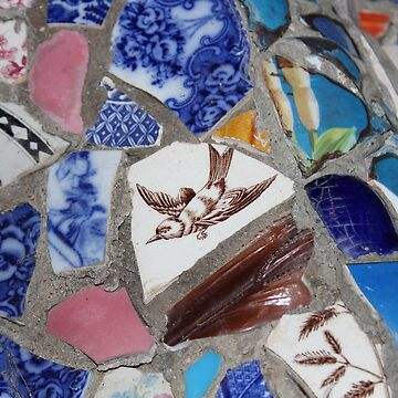Tile Feathers by Tibbs