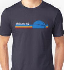 OKC Thunder - Vintage Retro Tee Unisex T-Shirt