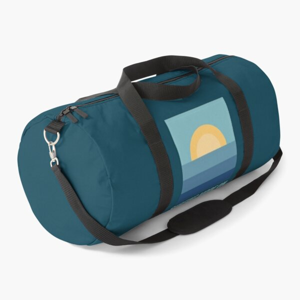 Surfing mode on Duffle Bag