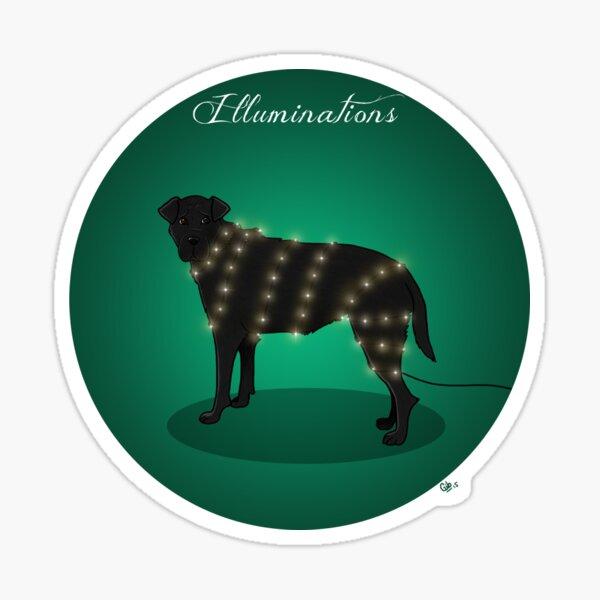 Illuminations Sticker