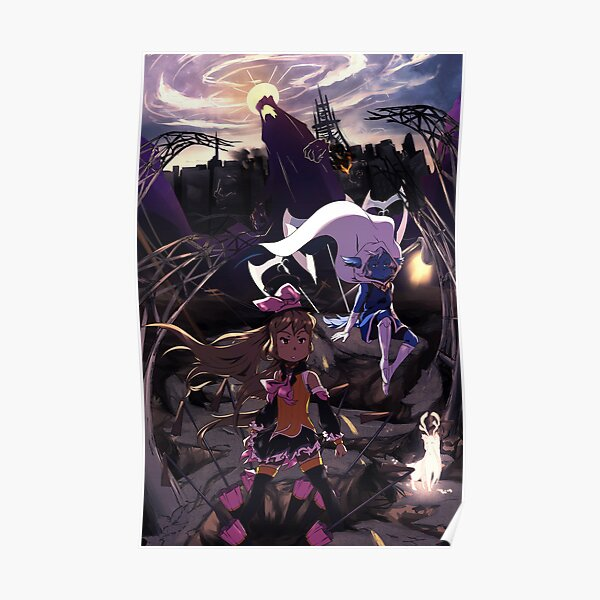 Magical Hazel Poster