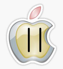 Appleman Sticker