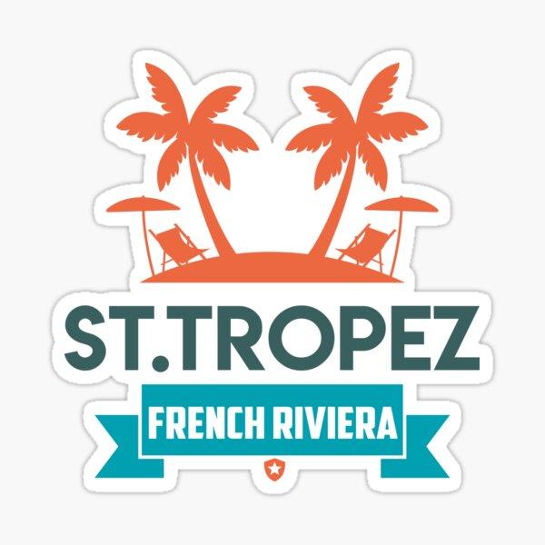 SAINT-TROPEZ Sticker