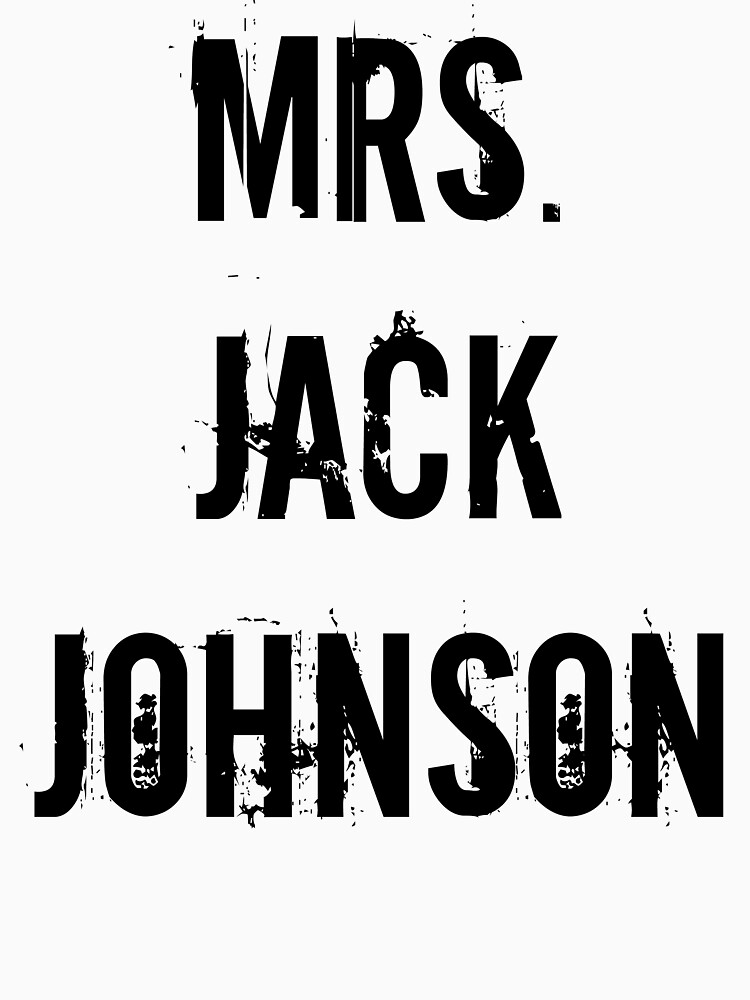 Mrs. Jack Johnson by BaileyLisa