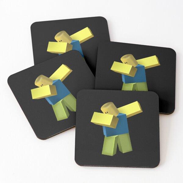 Noob Coasters (Set of 4)