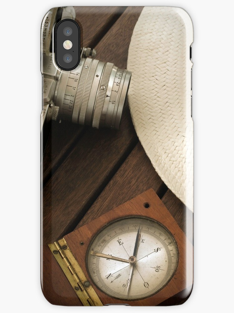 retro photograph camera by laikaincosmos