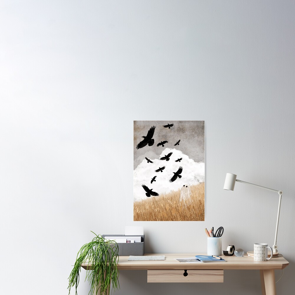 Walter and The Crows Poster