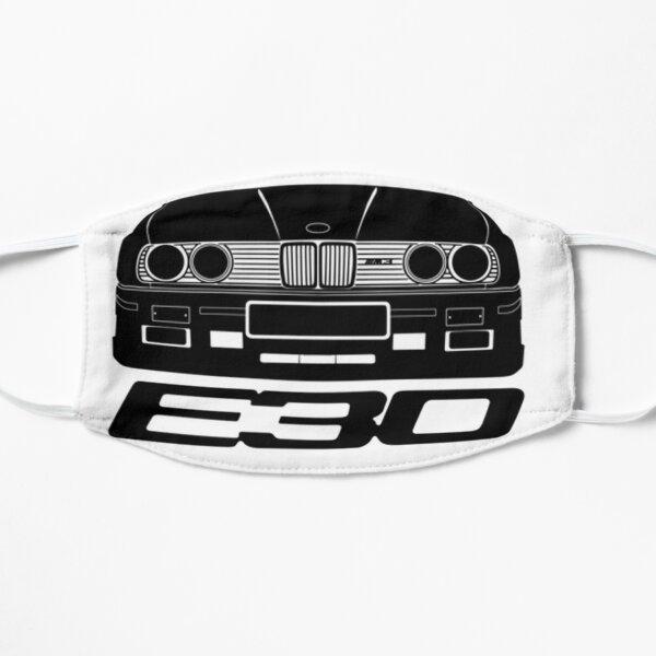 E30 Series Mascarilla plana