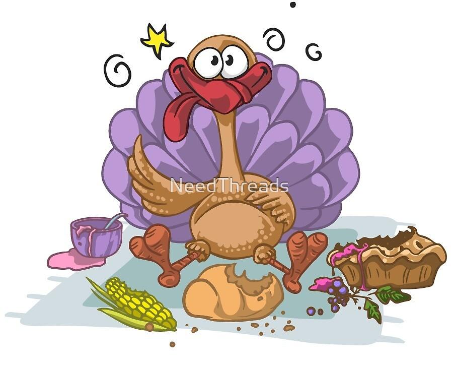 Stuffed Turkey by NeedThreads