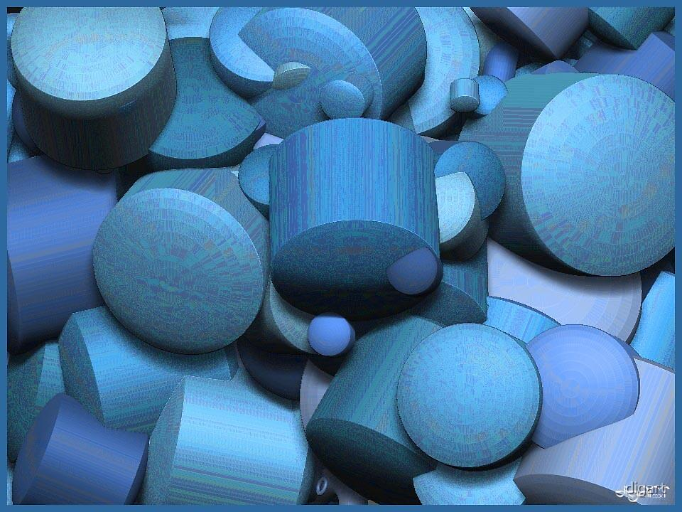 abstract pills by digart