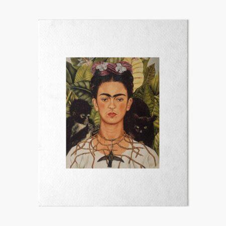 Frida Khalo Art Board Print