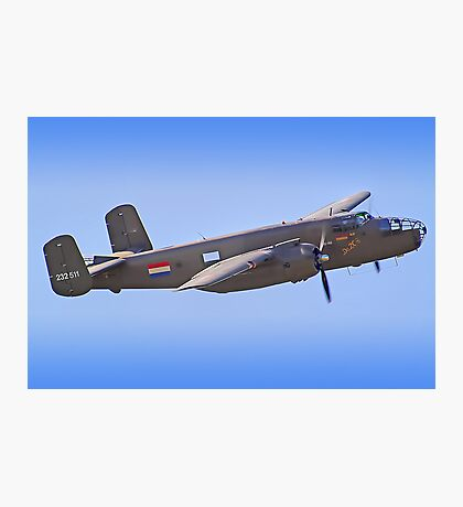 B-25J Mitchell - Shoreham 2013 Photographic Print
