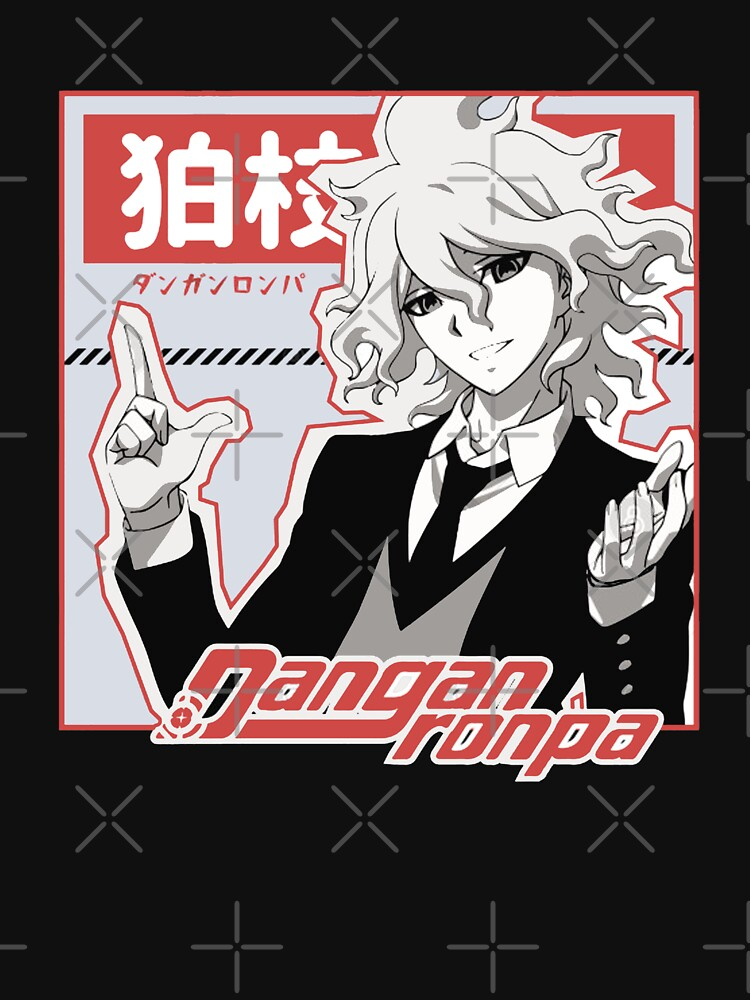 Nagito Komaeda Danganronpa Anime by NamReal