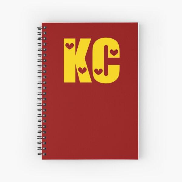 Kc Spiral Notebook