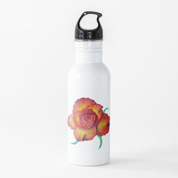 High & Yellow Magic Flame Water Bottle