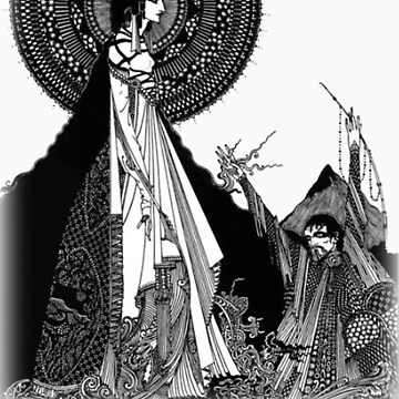 Harry Clarke  - Ligeia by carpediem6655