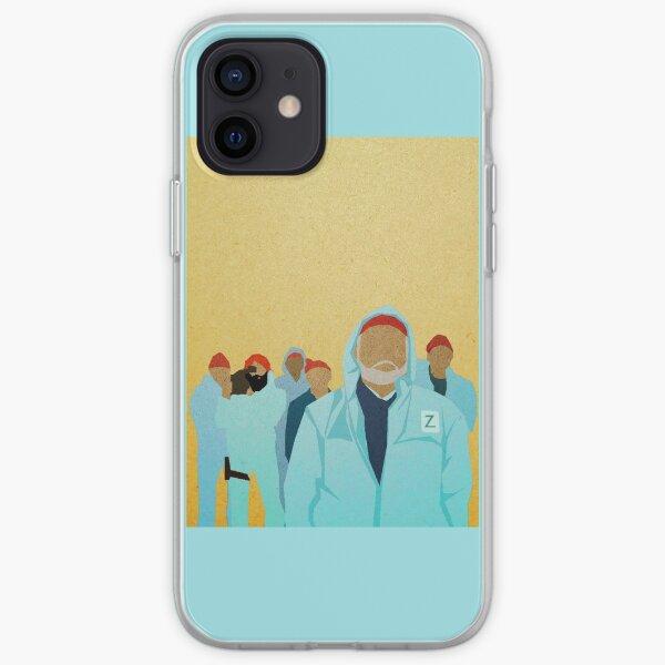 Team Zissou.  iPhone Soft Case