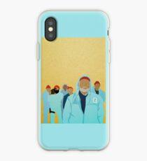 Team Zissou.  iPhone Case