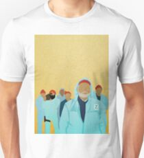 Team Zissou.  Unisex T-Shirt