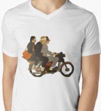 Motorcycle  Men's V-Neck T-Shirt