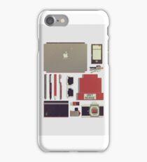 8Bit Handbag iPhone Case/Skin