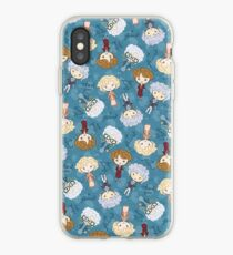 thank you for being a friend iPhone Case