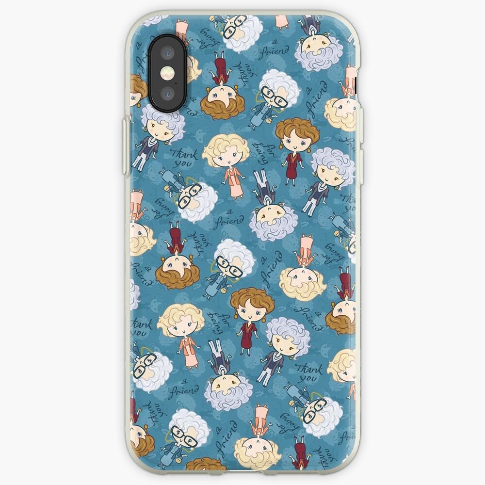 Danke, dass du mein Freund bist iPhone-Hülle & Cover