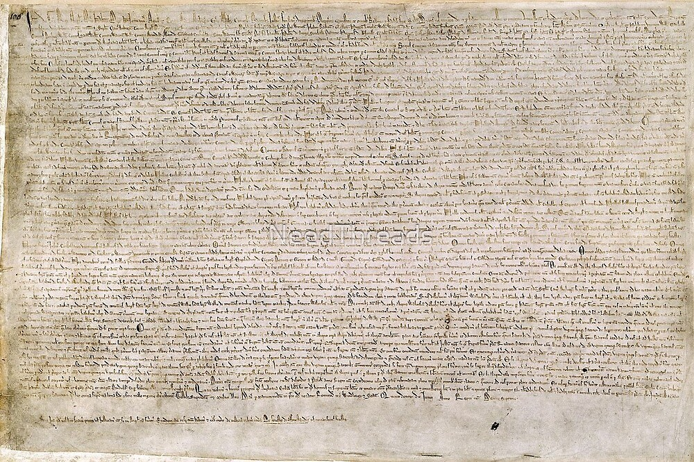 Magna Carta by NeedThreads