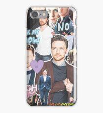 james mcavoy collage iPhone Case/Skin