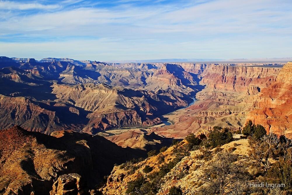 Grand Canyon by Heidi Ingram