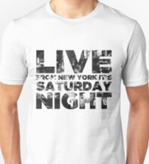 Live from NY Unisex T-Shirt