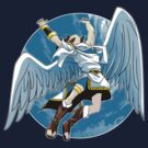 Led Icarus  by coinbox tees