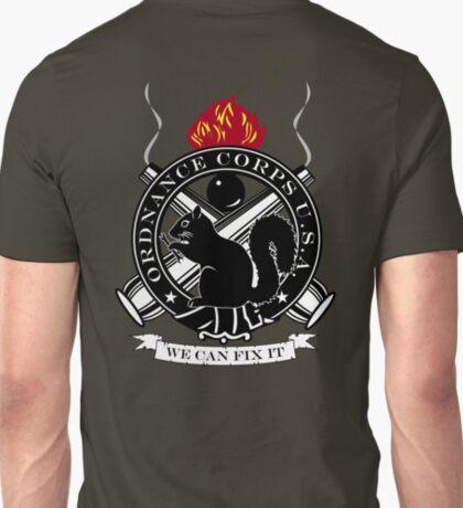 Secret Squirrel Ordnance Corps T-Shirt